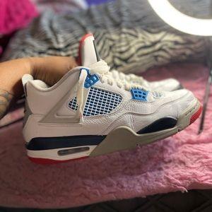 """Air Jordan 4 """"what the"""" ‼️"""